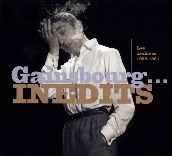 Gainsbourg - Inédits   .Les Archives 1958-1985  [UL][DF]